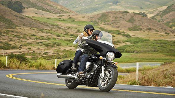 Yamaha XVS1300A CFD 1