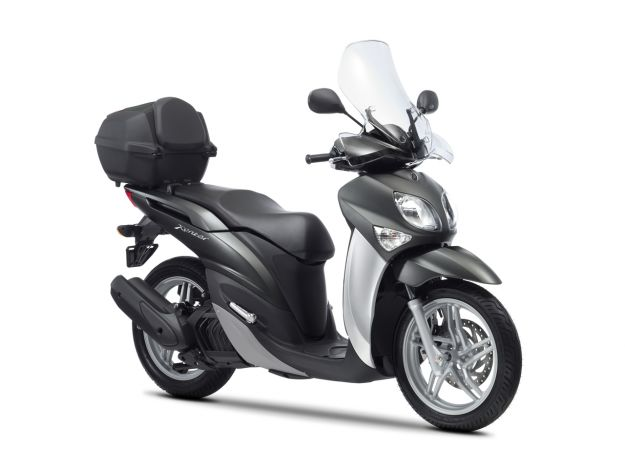 Yamaha Xenter 1