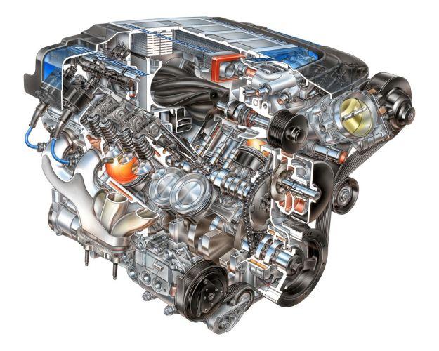 Composite Worx Extrema-motore LS9
