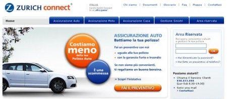 Zurich preventivo online