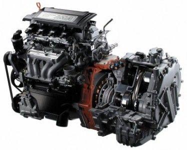Motore Ibrido della Honda Civic IMA