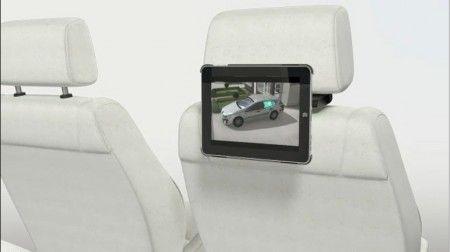 acessori per auto Mount Cover System