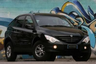 Ssangyong Action BiFuel
