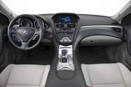 Honda Acura ZDX
