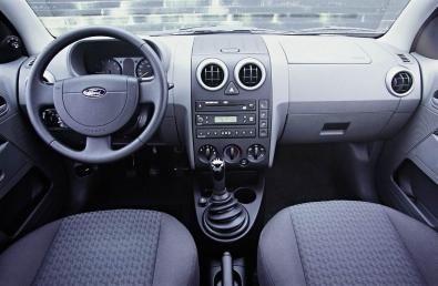 Interni Ford Fusion