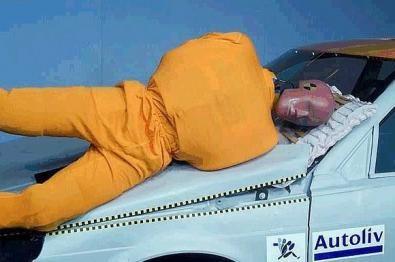 Airbag ciclisti
