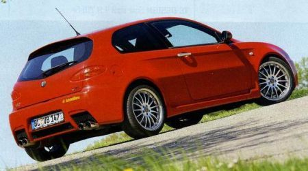 Alfa Romeo on Alfa Romeo 147 Gta By G Tech  Anteprima   Allaguida