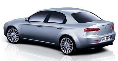 Nuova Alfa Romeo 159