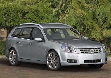 Ufficiale: Cadillac BLS Wagon