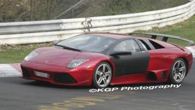 allaguida.it - lamborghini murcielago superleggera