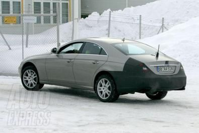 allaguida.it - mercedes cls restyling 2008