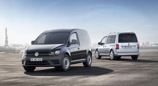 Volkswagen Caddy 2015 Van