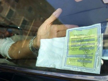 assicurazione auto online contrassegno