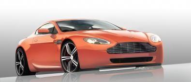 Aston Martin Roadester