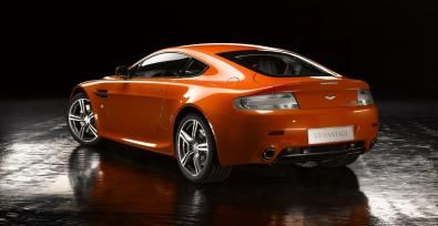 Aston Martin Vantage NR400