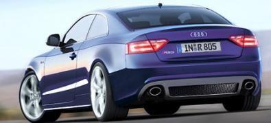 La nuova AUDI RS 5
