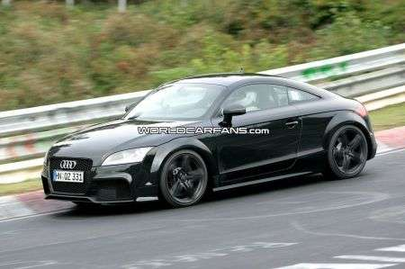 audi tt rs Picture