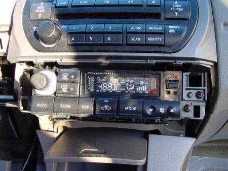 clima control ventilazione  auto