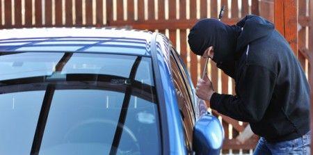 auto rubata furto