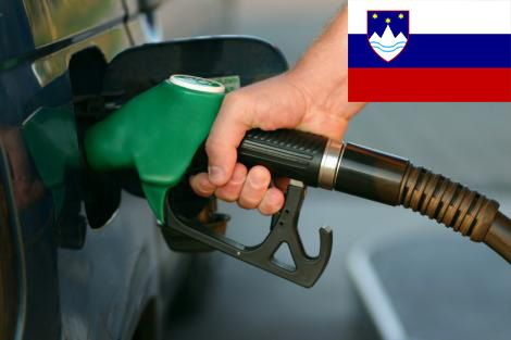 benzina slovenia prezzi