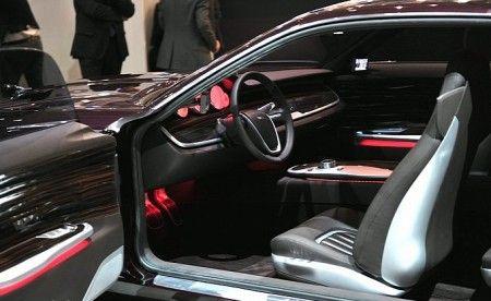 bertone jaguar b99 concept ginevra interni