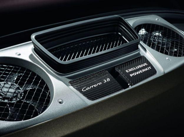 Porsche Exclusive: Leistungssteigerung 911 Carrera S