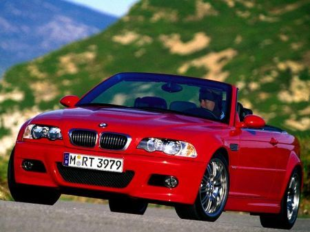 BMW M3 Cabrio Twilight