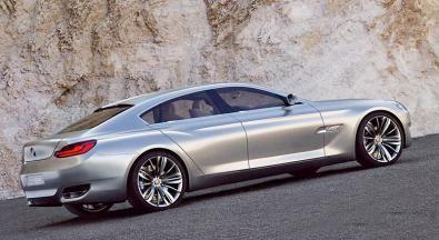 allaguida.it - BMW CS Concept: debutto a Shangai della nuova berlina-coupé 4 porte