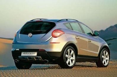 Fiat Bravo Crossover