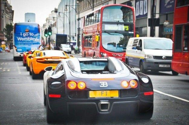 bugatti veyron f1