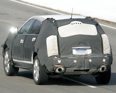 Cadillac BRX