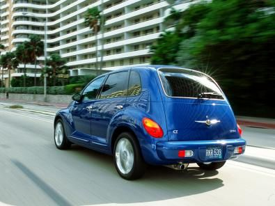 La Chrysler PT Cruiser