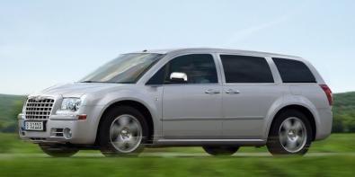 La nuova Chrysler Voyager
