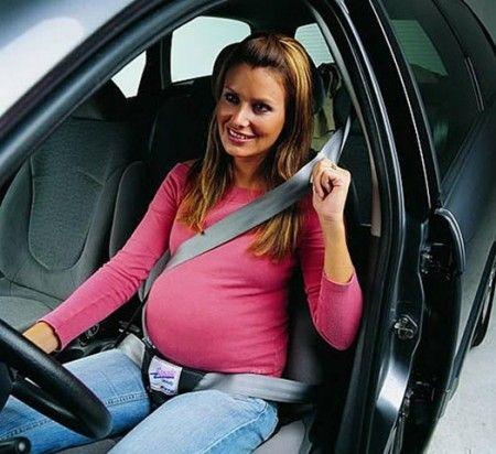 cinture sicurezza incinta