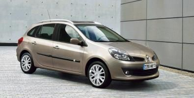 Renault Clio Grand Tourer