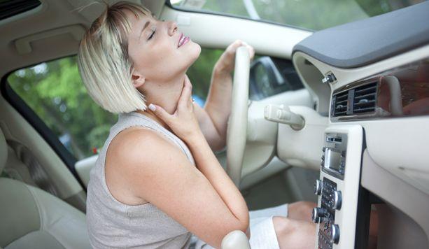 compressore aria condizionata auto