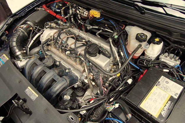 controllare motore cambio freni sospensioni auto usata