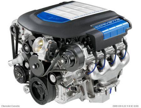 V8 Corvette ZR1