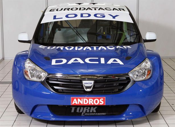 dacia lodgy ice muso