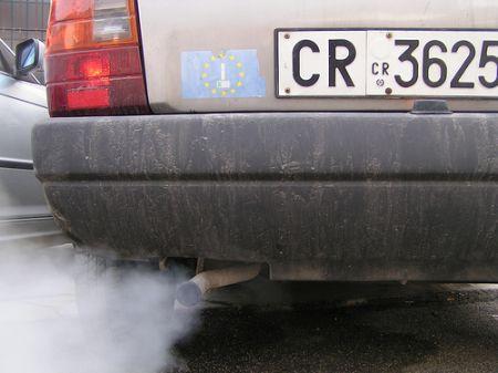 emissioni nocive consumi auto