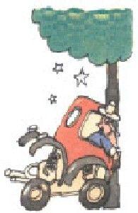 La guida di un'auto, mal si concilia con l'assunzione di farmaci