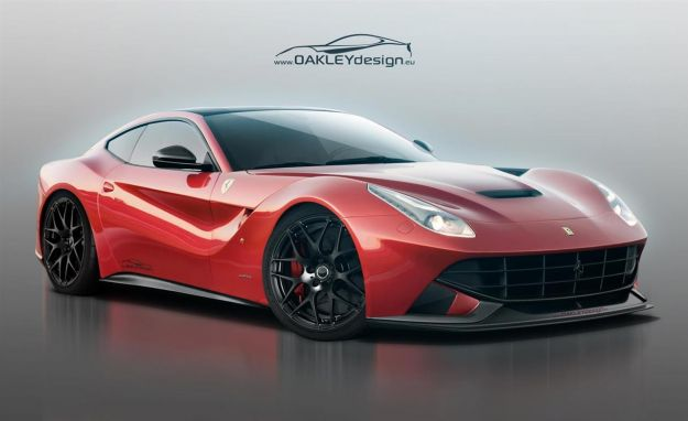 ferrari f12 berlinetta oakley design tuning 1