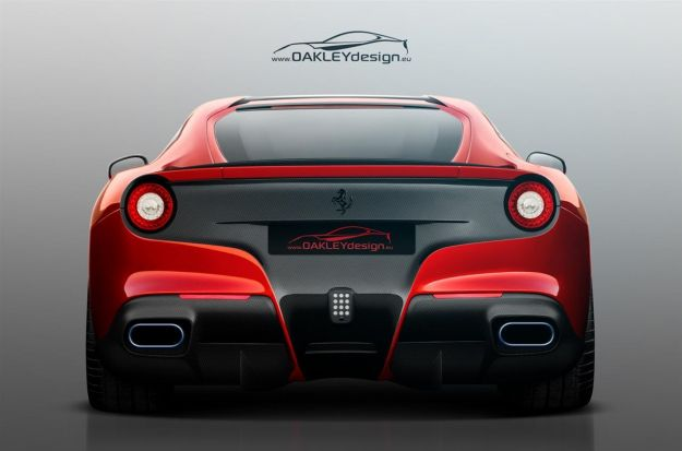 ferrari f12 berlinetta oakley design tuning 2