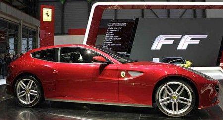 ferrari ff auto 2011