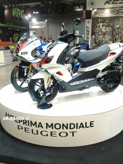 fiancata del peugeot speedfight 50
