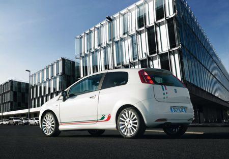 Nuova Fiat Grande Punto