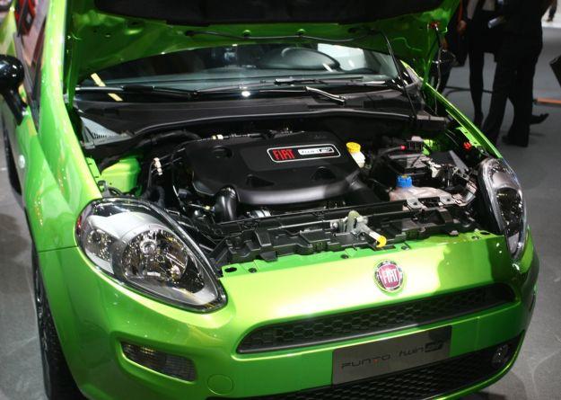 fiat punto 2012 motorizzazioni