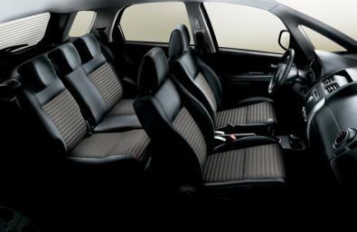 Fiat Sedici trazione anteriore