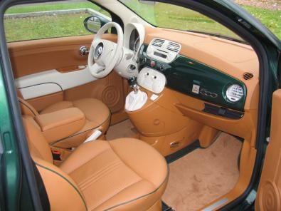 La Fiat 500 della Circle club
