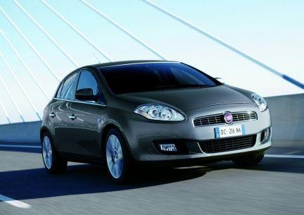 Fiat Bravo GPL